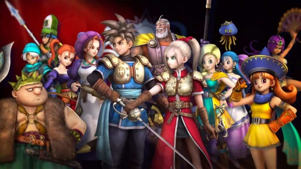 Dragon Quest Heroes Coming to PC