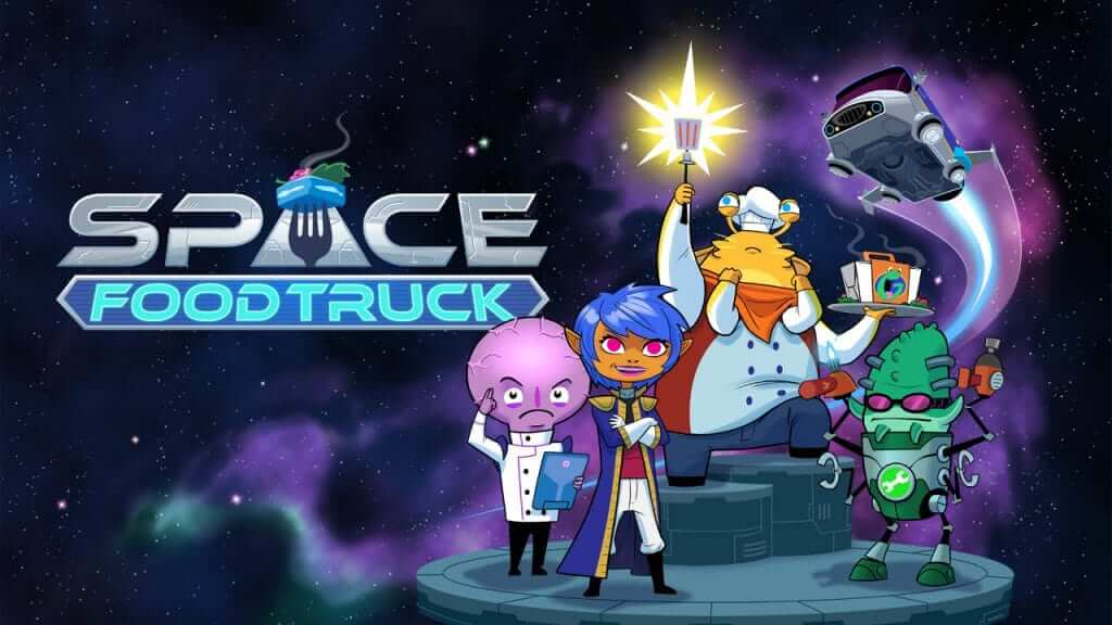 Space Food Truck Headed for Steam Early Access