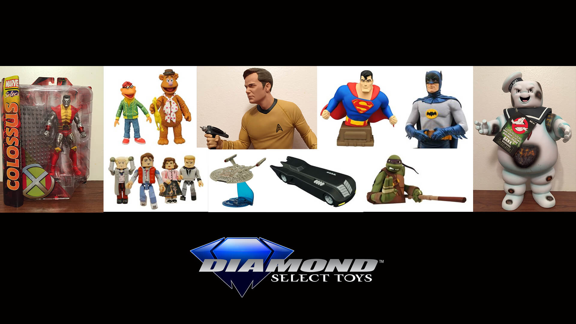 A Look at Diamond Select Toys Line-Up