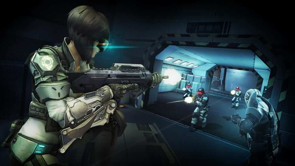 Ghost in the Shell: SAC Shooter Hits Steam Next Month