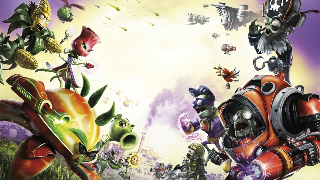 Plants vs. Zombies: Garden Warfare 2 Gets a Release Date
