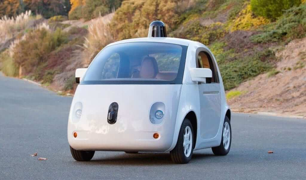 Google's Self-Driving Car Pulled Over By Police
