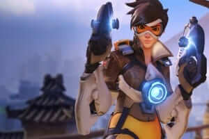 Tracer Overwatch Blizzcon