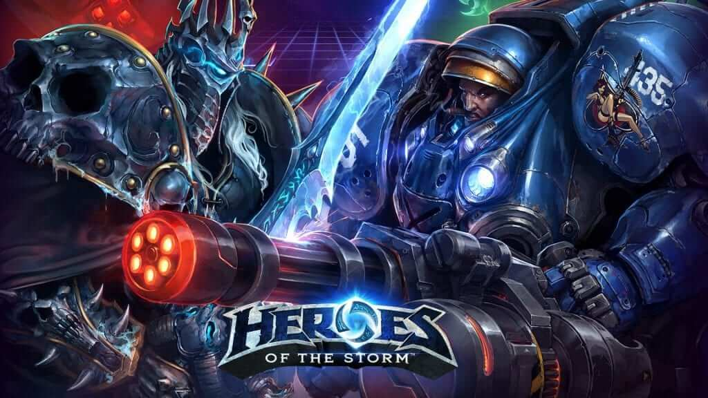 Heroes of the Storm 50% Off Sale