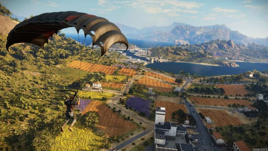 The Massive World of Just Cause 3