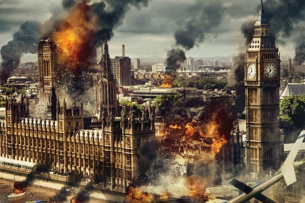 First Full Trailer for London Has Fallen Released