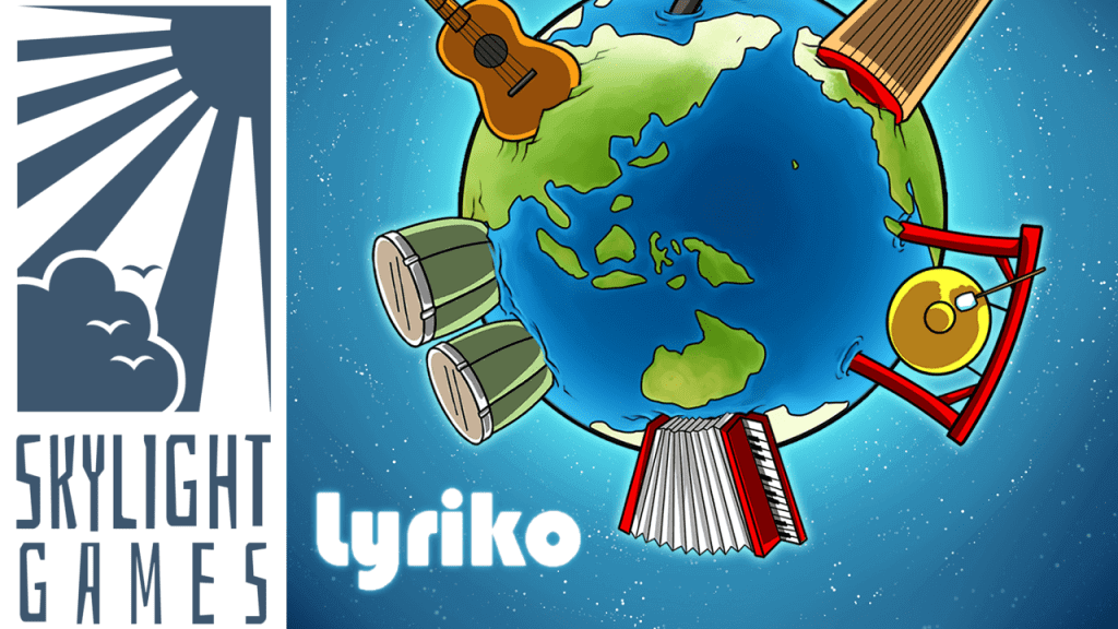 Musical Language Game Lyriko Now Available for Android and iOS