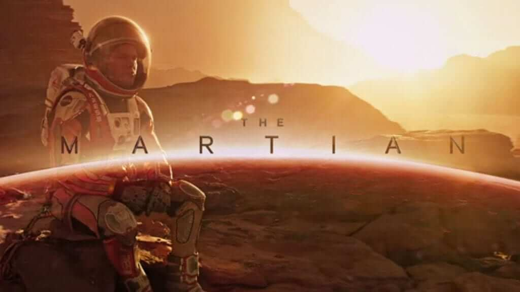 The Martian Back On Top of Box Office Weekend
