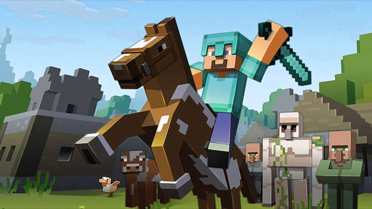 Minecraft Finally Coming To Wii U