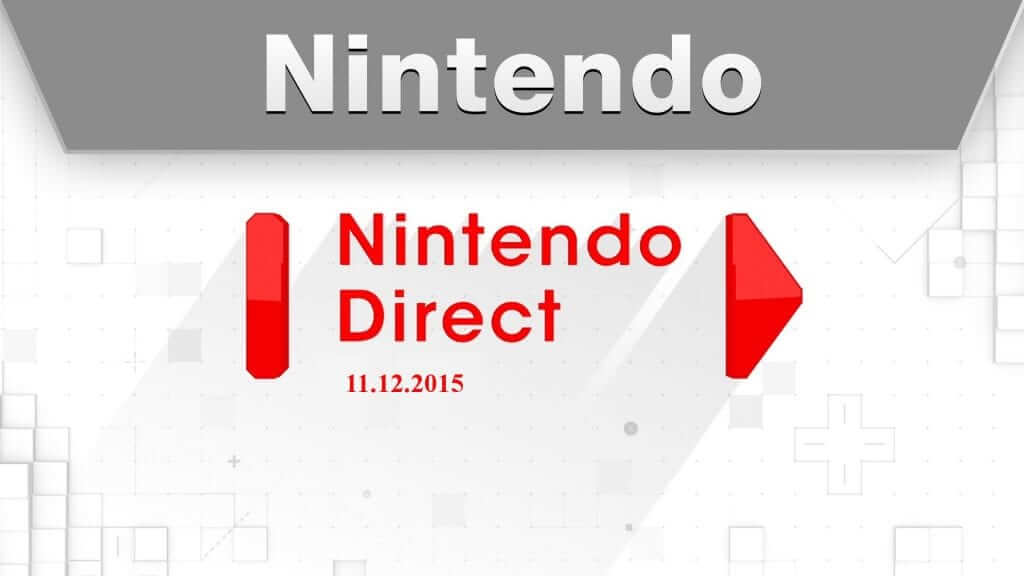 Nintendo Direct Returns November 12th