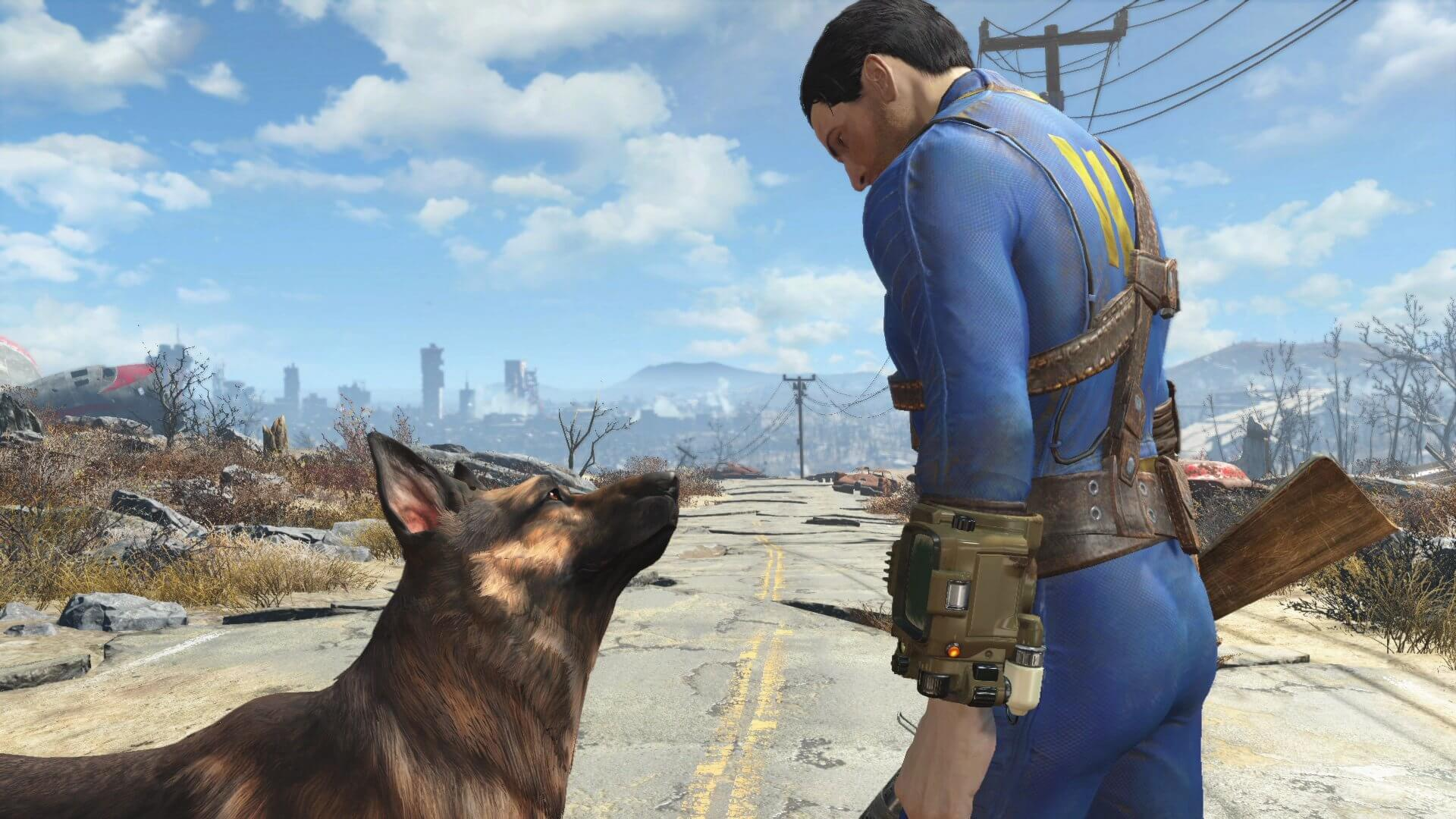 Fallout 4: Tales From The Wasteland