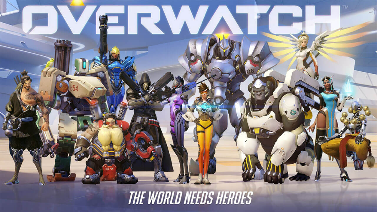 Overwatch Coming to PC, PS4, Xbox One in 2016