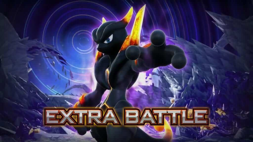 Dark Mewtwo Revealed For Pokken Tournament