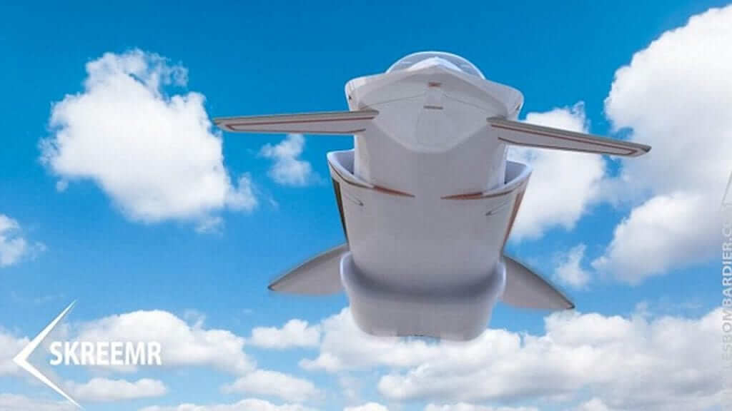 Skreemr Jet Could Fly New York to London in 30 Minutes