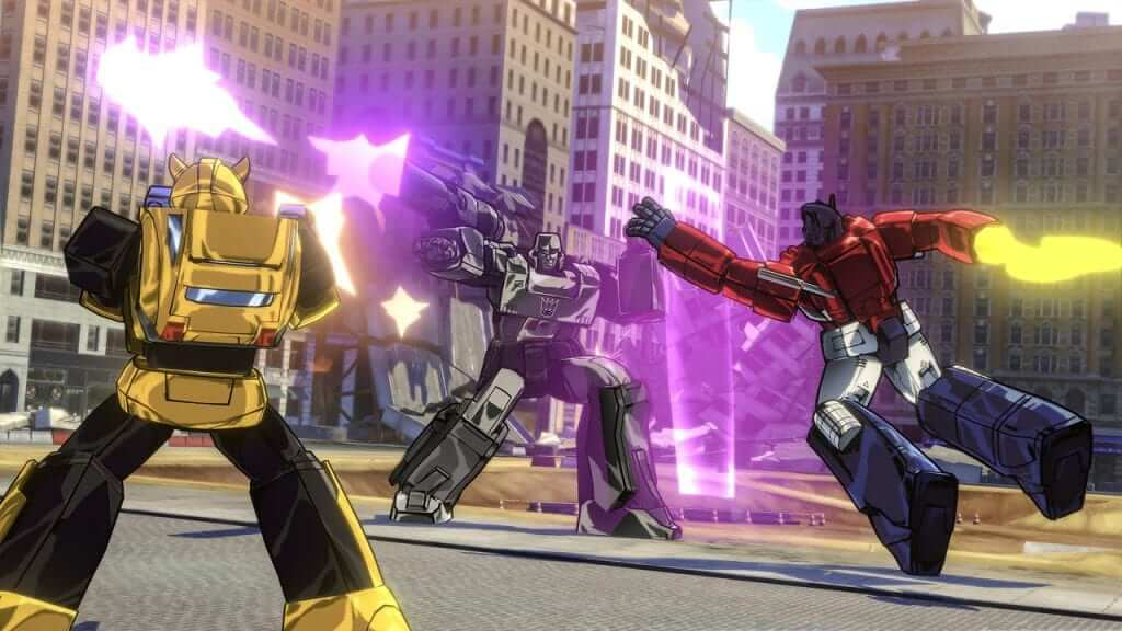 Transformers: Devastation DLC Coming Next Week