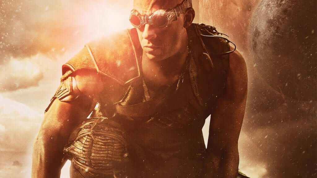 Vin Diesel Announces Riddick Movie And Show