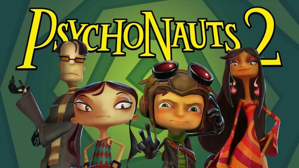 Psychonauts 2 Gets $1 Million in Crowdfunding Under a Day