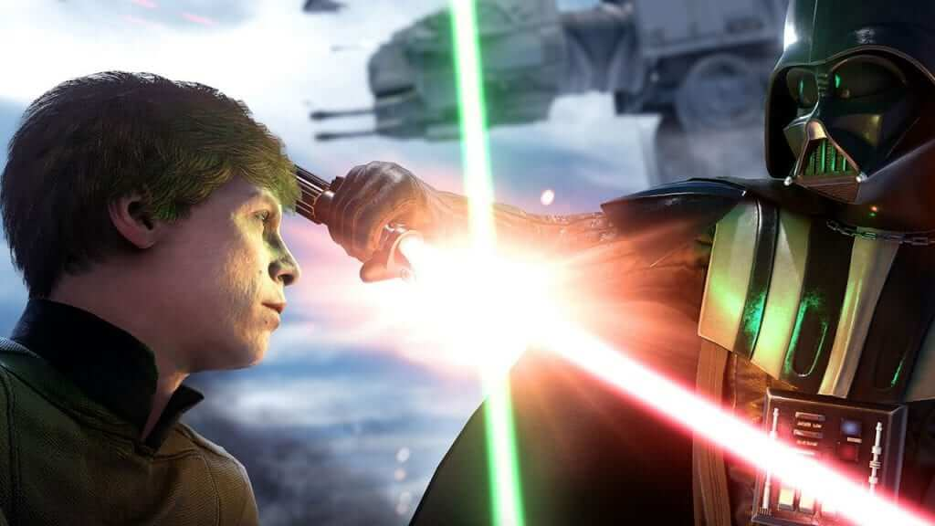 Star Wars Battlefront Looks Amazing in 4K