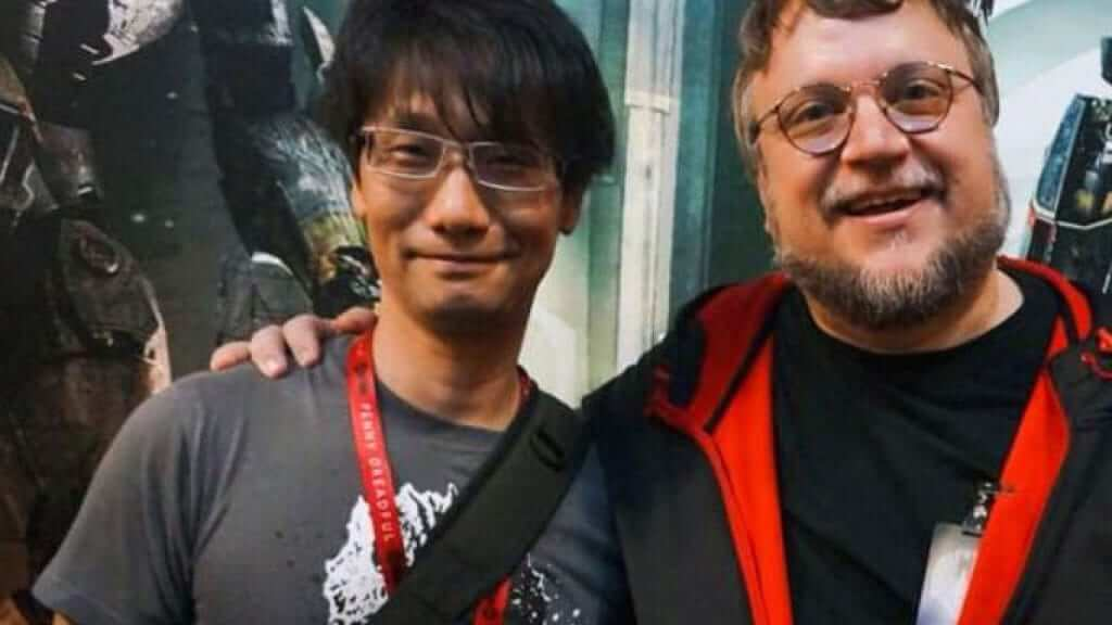 Hideo Kojima Remains Interested in Del Toro Collaboration