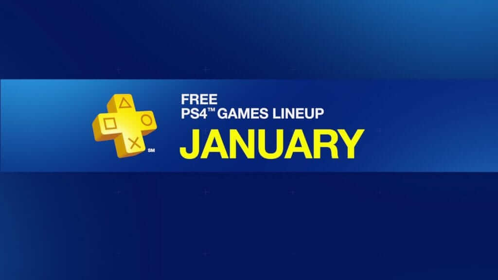 PS Plus January Line Up Revealed