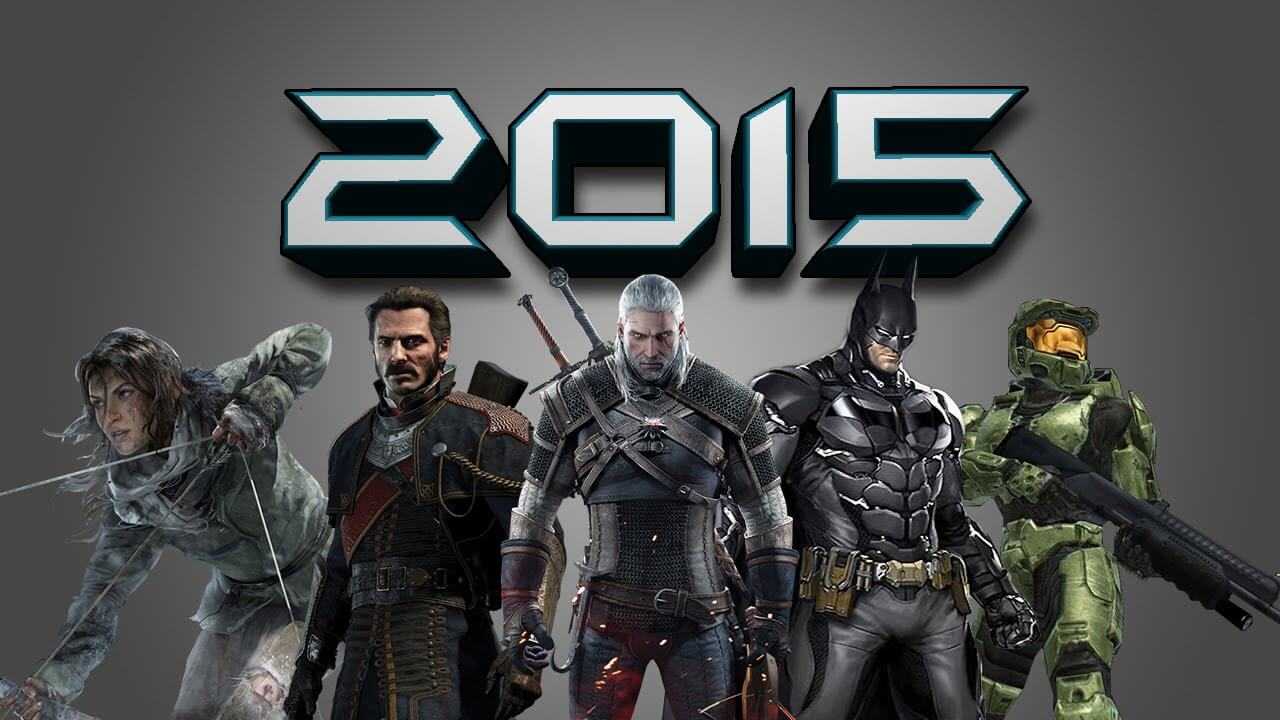 Opinion: The Best Games of 2015