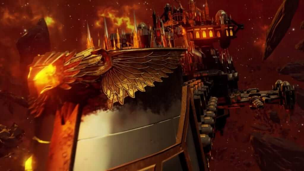 Battlefleet Gothic: Armada Gets New Trailer