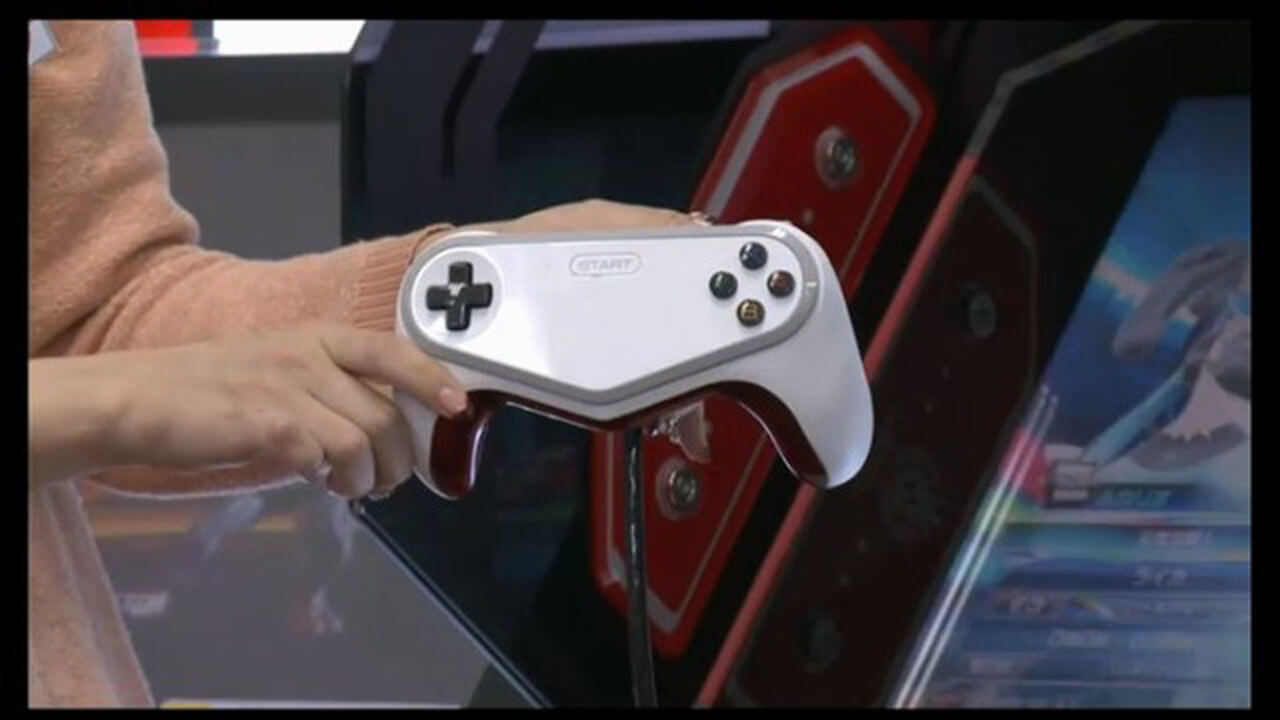 Pokken Tournament Controller Coming West