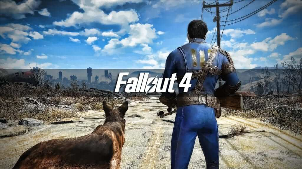 Fallout 4 Official Patch Released for PC