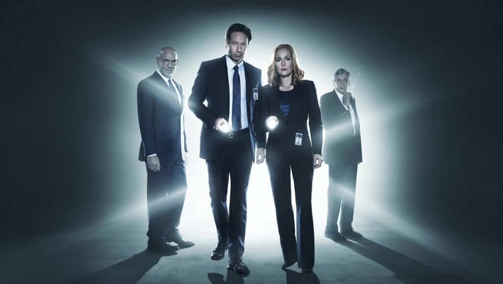 The X-Files Releases Promo 'Ask Yourself'