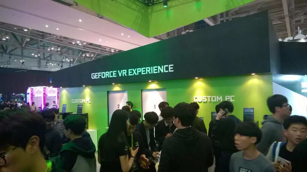 NVIDIA Driver Update Focused on Virtual Reality