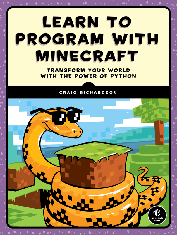 Learn to Program with Minecraft cover