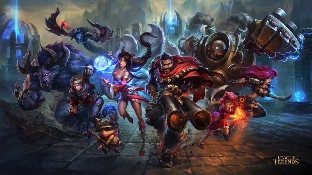 League of Legends Dev Riot Games Bought Out