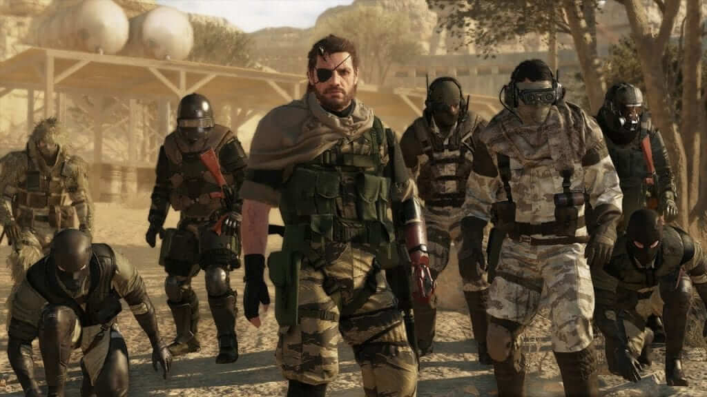 Metal Gear Online: New DLC Planned