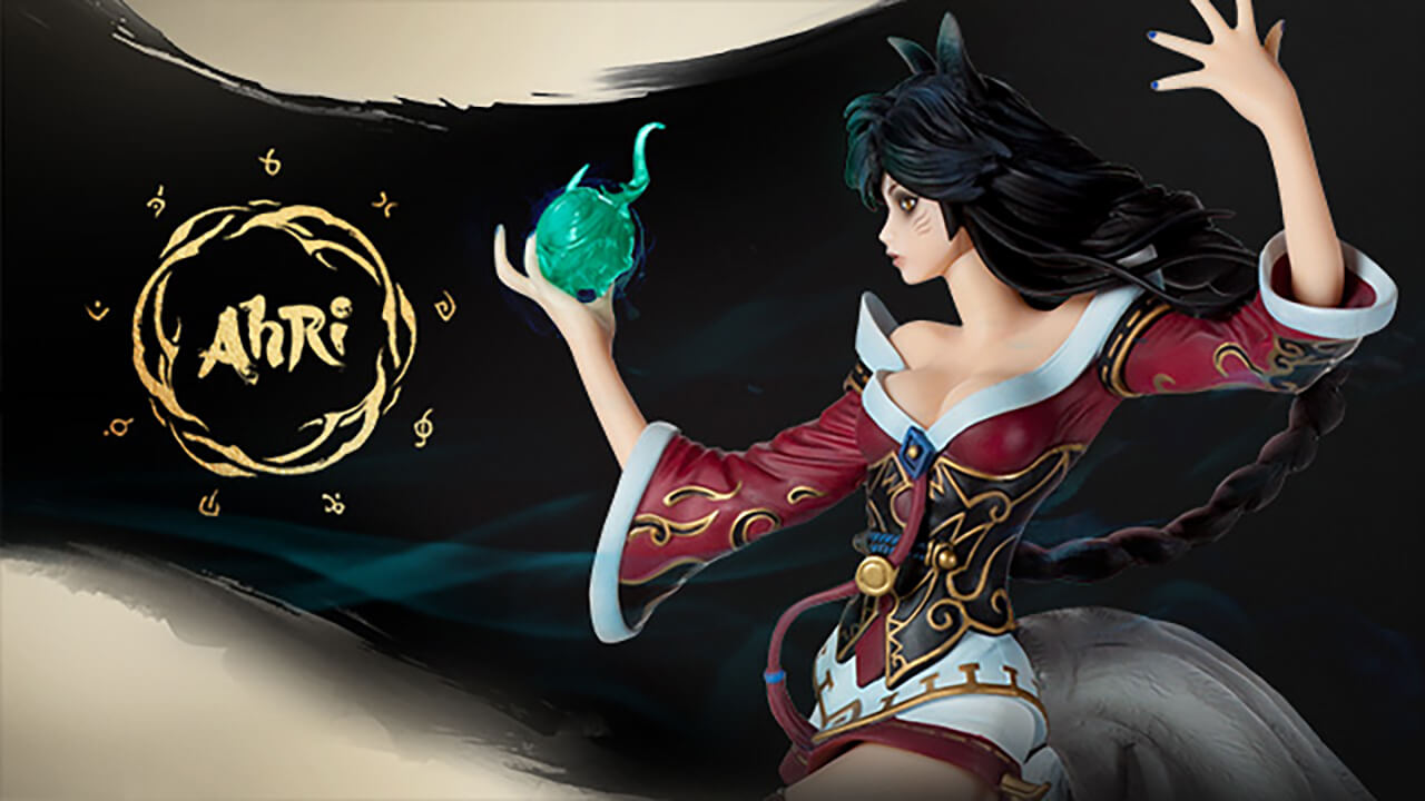 Riot Games Delays Ahri Statue After Fan Reactions