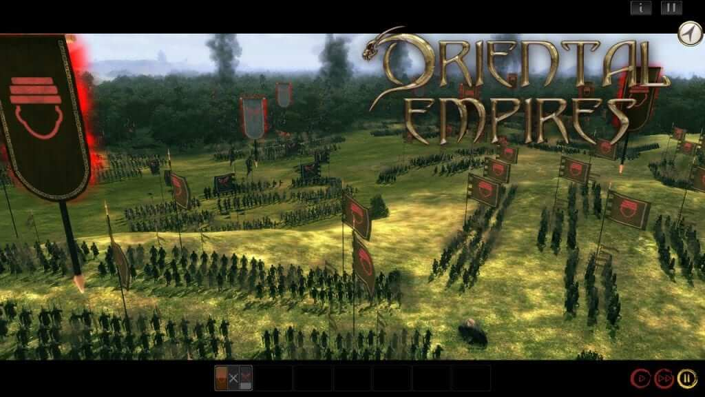 Oriental Empires Headed for Steam Early Access