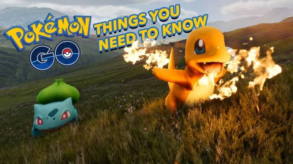 Pokemon Go Explained by Niantic