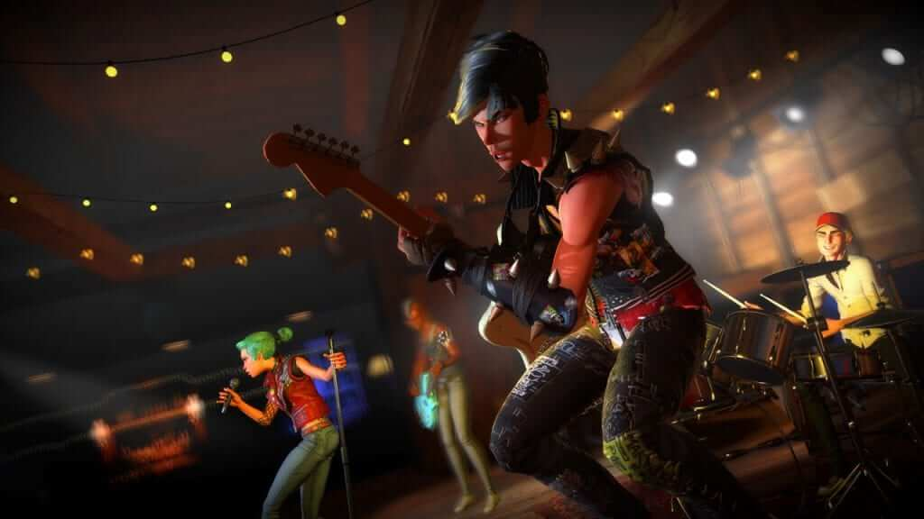 Rock Band 4 Gets Brutal Mode Tomorrow