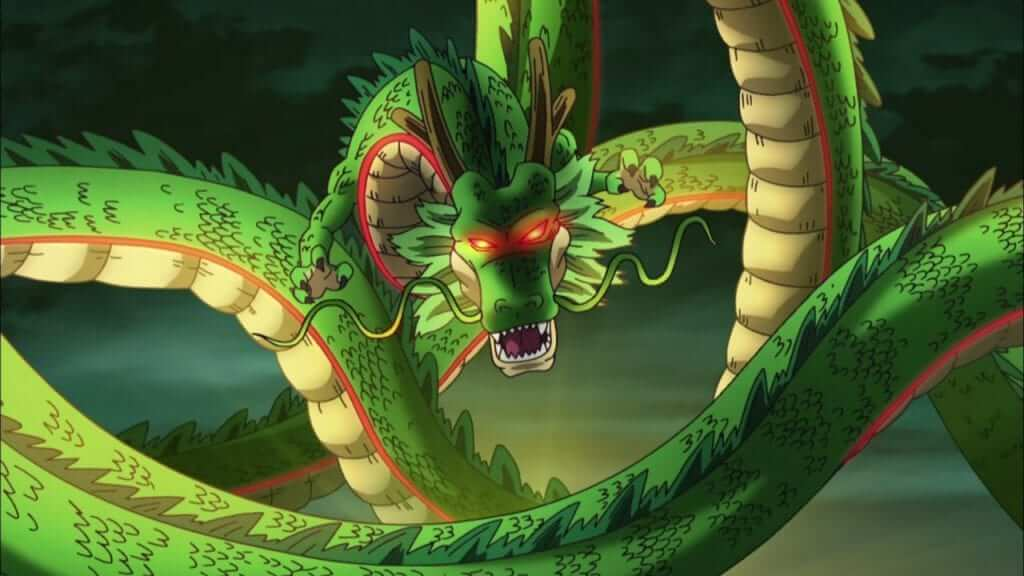 Shenron Pillow:  Order Now, Ships March 2016