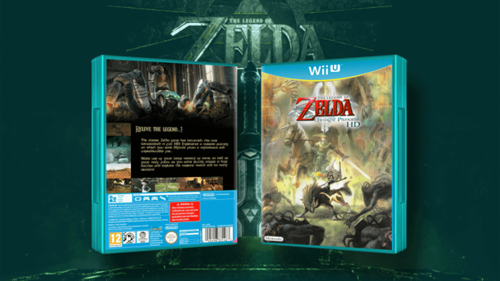 Twilight Princess HD will release next year, with a separate Amiibo to be available likely at a later date.