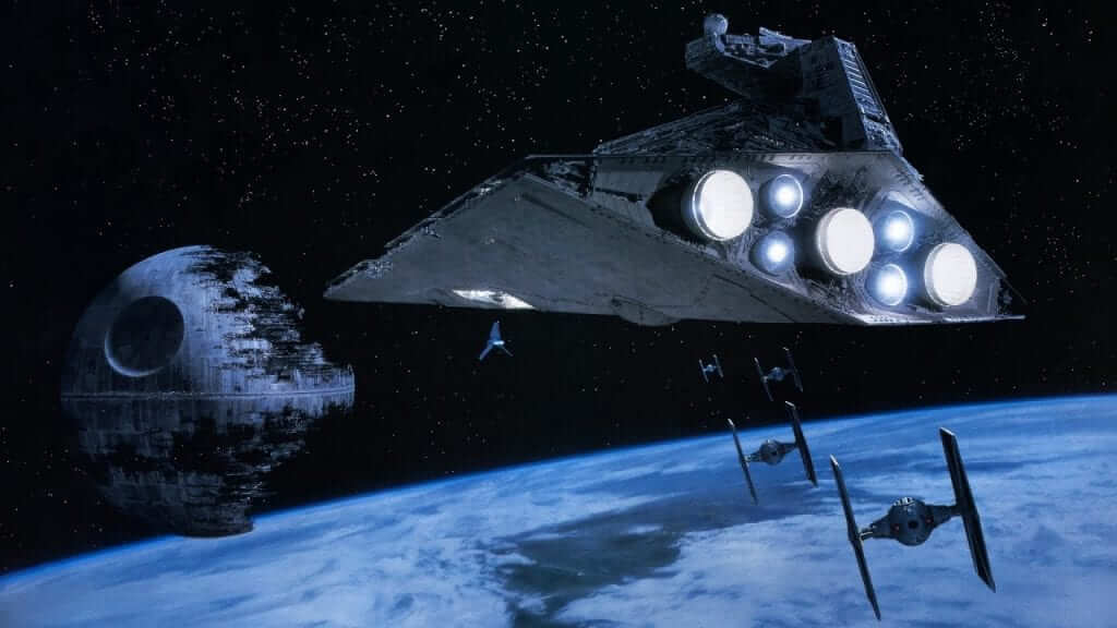 Death Star: How a NASA Chief Engineer Would Build It