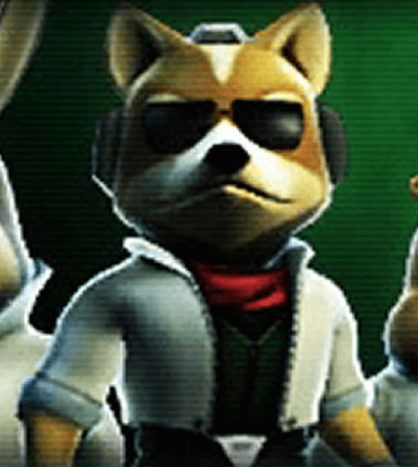 characters - Who wouldn't want to command a Star Fox Team without Slippy?