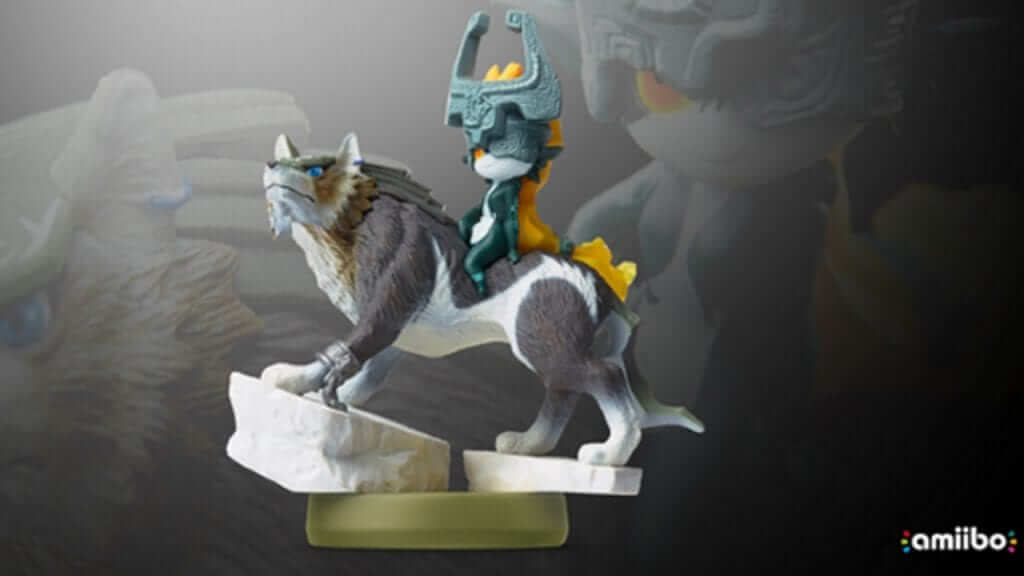 Wolf Link Amiibo is Not a Bundle Exclusive