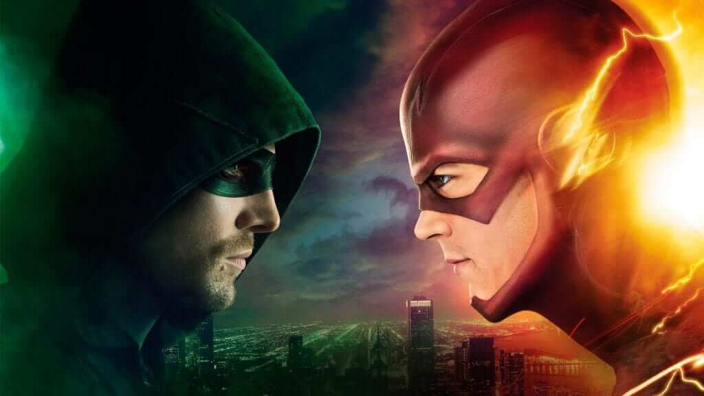 Midseason Premiere Trailers for Arrow and The Flash