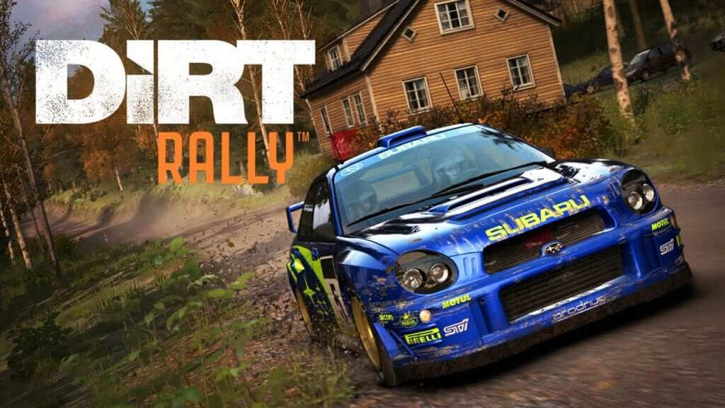 DiRT Rally Coming to Xbox One and PS4