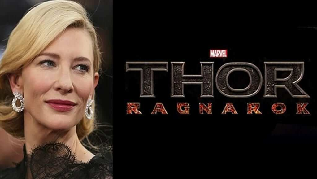 Cate Blanchett Joining The Marvel Cinematic Universe