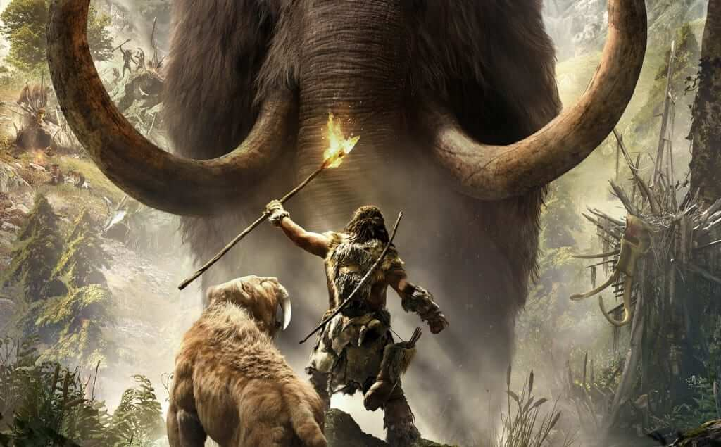 Far Cry Primal That Is One Big Mammoth...