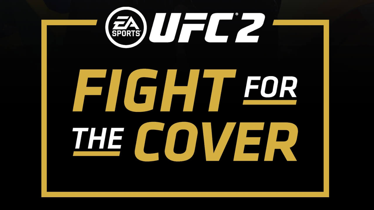 Aldo vs. McGregor to Determine EA Sports UFC 2 Cover