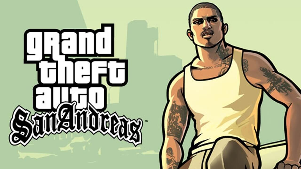 Grand Theft Auto: San Andreas Released On PSN