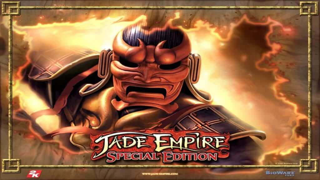 Jade Empire Available For Free On Origin