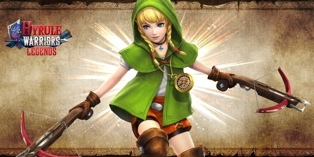 Hyrule Warriors Legends 'Linkle' Trailer